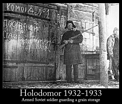 perpetrators of holodomor